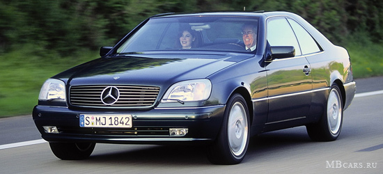 Mercedes-Benz CL-класс C140