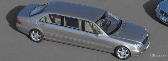 Mercedes-Benz S-класс W220